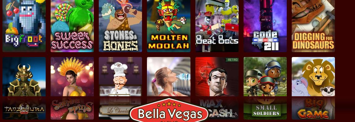 Bella Vegas Casino - US Players Accepted! 4